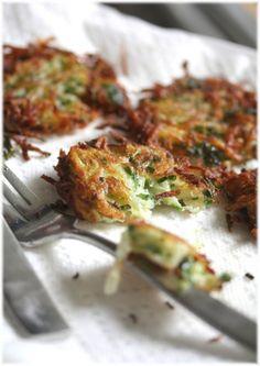 Potato Latkes for Hanukkah Recipe