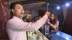Bartender, Cocktail, Cocktails, Slurpee