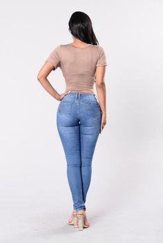 Let's Get Carried Away Jeans - Medium   Fashion Nova