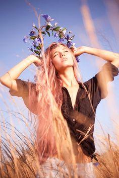 Hippie Style ♥ ✌ #boho #bohemian - ☮k☮