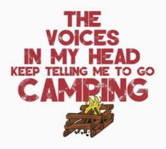 Funny Camping Quotes | Kappit