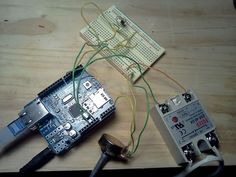 Arduino SSR/PID controller for heater element