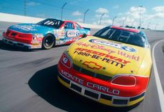 11 Super Cool Things You Didn't Know You Could Do at Disney World: Ride shotgun in a NASCAR race car.