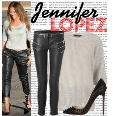 """1075. Jennifer Lopez"" by anacorreia on Polyvore"