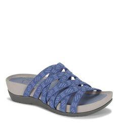 Comfy Shoes, Comfortable Shoes, Shoe Boots, Shoes Sandals, Blue Sandals, Blue Fashion, Fashion Shoes, Short Hair Back, Alegria Shoes