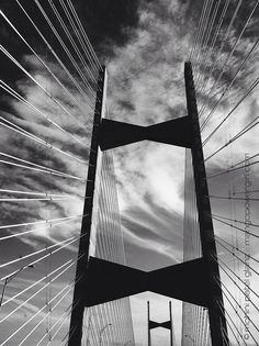 crossing dames point bridge in jacksonville florida | Flickr - Photo Sharing!