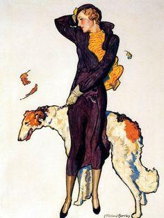 McClelland Barclay. American Illustrator (1891–1942)