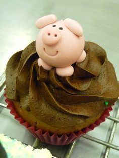 Cupcakes for The RSPCA day by obliviousfire, via Flickr