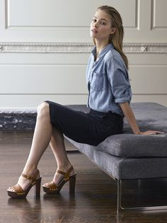 Russell & Bromley SS15 Campaign