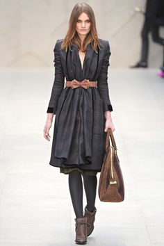 Burberry Fall 2012 RTW