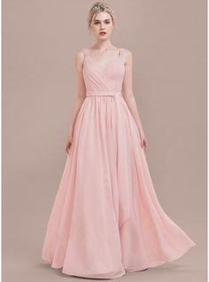 pearl pink maxi dress
