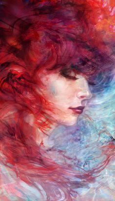 Violet inspiration - Dreams by ivangod.deviantart.com on @deviantART
