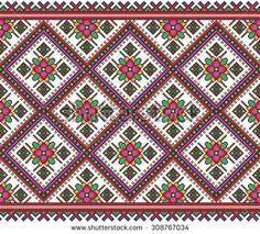 embroidered good like handmade cross-stitch ethnic Ukraine pattern Dussehra Greetings, Truck Art, Bead Crochet Rope, Ukraine, Bohemian Rug, Diy And Crafts, Ethnic, Cross Stitch, Embroidery