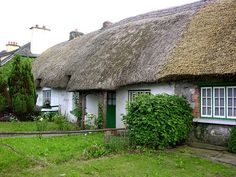 5 of Ireland's Cutest Small Towns  Photo: Adare
