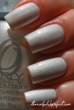Swatched: Orly Oui and Au Champagne Orly Au Champagne – The Nail Polish Project
