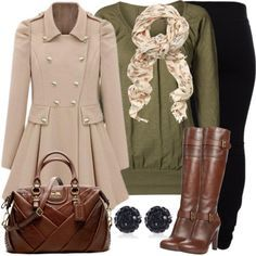 Lady like cute date outfit!