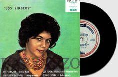 BARRAEZO PRESENTA:: Los Singers - Discomoda DEP - 2011 - 1961