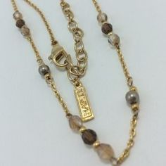 I just discovered this while shopping on Poshmark: Napier signed necklace. Check it out!  Size: OS