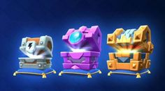 Desenhos Clash Royale, Restaurant App, Game Ui Design, Game Interface, Game Icon, Game Concept, Game Assets, Treasure Boxes, Clash Of Clans