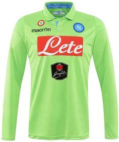 Napoli GK Home #SerieA14/15