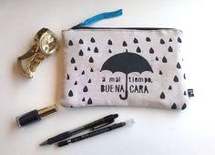 Wallet / Case / diapers bag  / vanity / dressing case by mimegusta