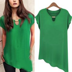 Cheap Blouses & Shirts, Buy Directly from China Suppliers:   2015 New Fashion Women's Backless Mini Dress Crew Neck Back Strap Short-sleeved Chiffon Halter Dress 2 Colors 8