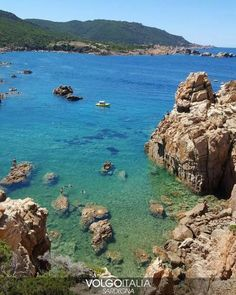 Sardegna: #Spiaggia Li #Cossi. Costa Paradiso  Foto di @rossan... (volgo_sardegna) (link: http://ift.tt/2bJGwx3 )