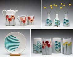 Heather Dahl ceramics