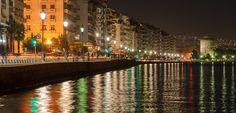 Thessaloniki promenade by Yiannis K. on 500px
