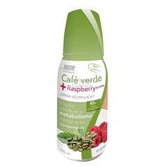 ELADIET TRIESTOP CAFÉ VERDE + RASPBERRY KETONE (CETONA DE FRAMBUESA) LÍQUIDO. ¿GRASA ACUMULADA? COMPLEMENTO ALIMENTICIO A BASE CAFÉ VERDE, RASPBERRY Y CROMO. SIN CAFEÍNA. El exceso de grasa se localiza principalmente en la zona abdominal.