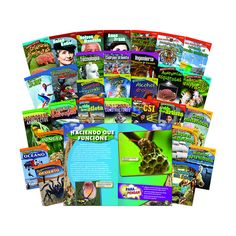 TIME FOR KIDS GR 4 30 BOOK SET