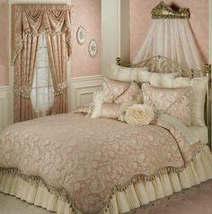 Miniature Rose Bedroom Set...