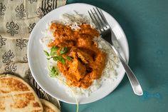 quick-ish Chicken Tikka Masala