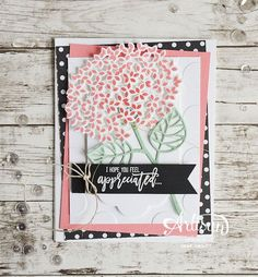 Thoughtful Branches (Stampin' Cards And Memories)