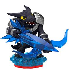 Skylanders Trap Team - Dark Snap Shot (Trap Master) [Water] Character