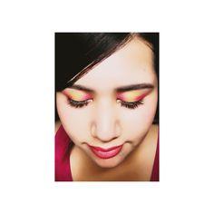 Aisha Sato SHUUEMURA makeup