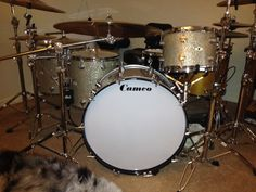 Mid to Late 1960s 6ply Camcos