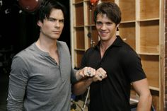 The Vampire Diaries - Demon and Jeremy