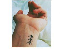 perfect tatto arrow