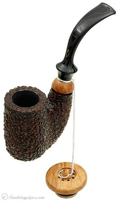 Brebbia Oom Paul with Cap (9mm) Pipes at Smoking Pipes .com