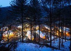 Glamping Tents par ArchiWorkshop - Journal du Design