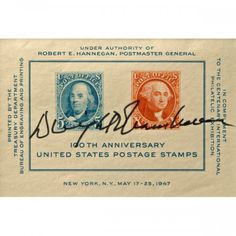 34. Dwight D. Eisenhower signature