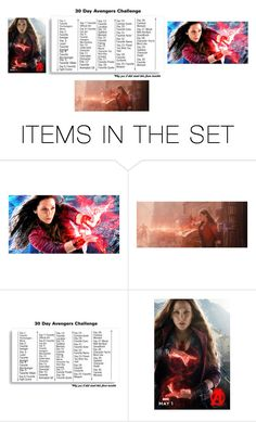 """""""Avengers Challenge Day-23"""" by dark-jewel ❤ liked on Polyvore featuring art"""