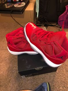 bbebd330b9a0a NEW Air Jordan 11 Retro BG