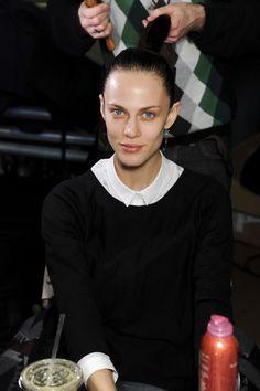 Aymeline Valade - Donna Karan Backstage