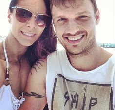 Carter Is Engaged! Backstreet Boy Set to Wed Girlfriend Lauren Kitt Nick Carter Is Engaged!Nick Carter Is Engaged! Nick Carter, Kevin Richardson, Backstreet Boys Songs, Carter Family, Keyshia Cole, Hollywood Wedding, Hollywood Gossip, Cute Celebrities, Celebrity Couples
