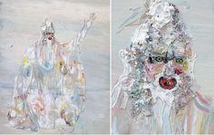 Nascida em 1978, em San Diego, a artista Allison Schulnik realiza trabalhos em diversos formatos, de pintura à escultura, passando pela direção de vídeos. Trabalhando com intensas camadas de tinta …