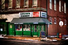 Crown Candy - St. Louis