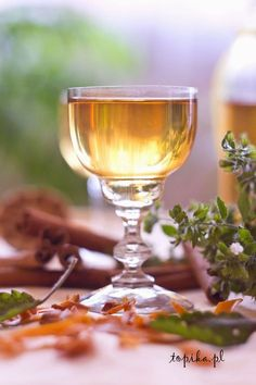 My Favorite Food, Favorite Recipes, Polish Recipes, Polish Food, Irish Cream, Natural Healing, White Wine, Alcoholic Drinks, Recipies