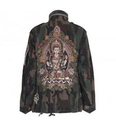 MDK Royal buddha jacket